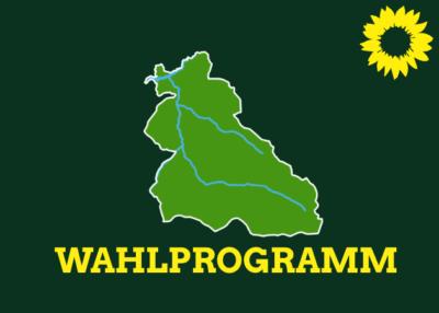 Titelbild Wahlprogramm